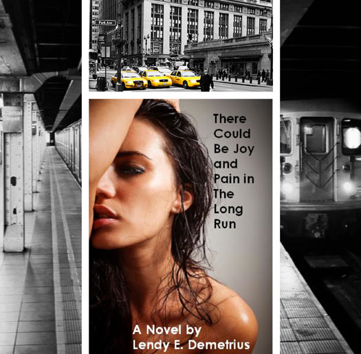 Author Lendy Demetrius resides in Manhattan, New York. His writing captures and relates themes of contemporary romance and drama, wrought in the African American and Hispanic experience.